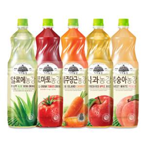 [웅진]가야농장 1.5L 인기 5종기획(알토감사복)