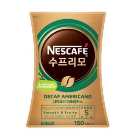 네스카페 수프리모 디카페인  150g+사은품
