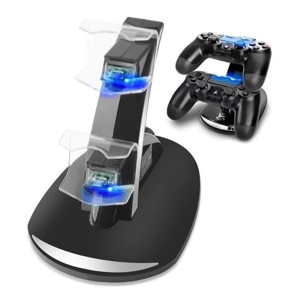 PS4 충전 거치대 듀얼 컨트롤러 듀얼쇼크 상품이미지