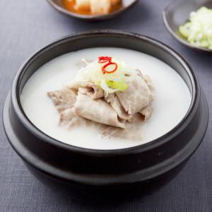 미스타셰프 설렁탕 600g 4팩/보양식/사골/맛집/증정