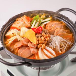 미스타셰프 부대찌개 600g 4팩/맛집/반찬/찌개/증정