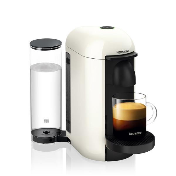 버츄오 플러스 캡슐 커피머신 화이트 공식판매점 상품이미지