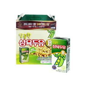 삼육두유 달콤한B 190ml 16팩