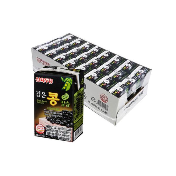 삼육 검은콩칼슘 140ml 24팩 상품이미지