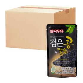 삼육 검은콩앤칼슘 190ml 20팩