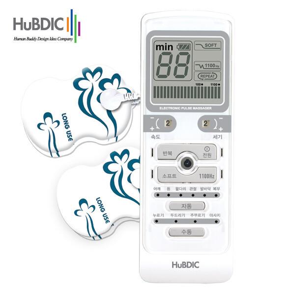 (현대Hmall) 휴비딕 웨이브펄스 플러스 저주파 자극기 HMB-1000(중주파/소프트기능) 상품이미지