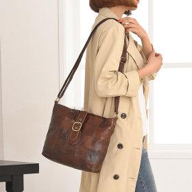 소가죽 가방 여성가방 숄더백 크로스백 데일리백 2015