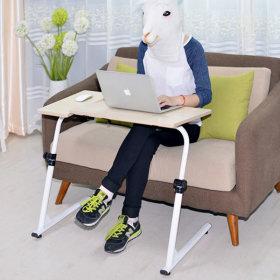 OMT 높이각도조절 노트북테이블 좌식 책상 ONA-80PAD