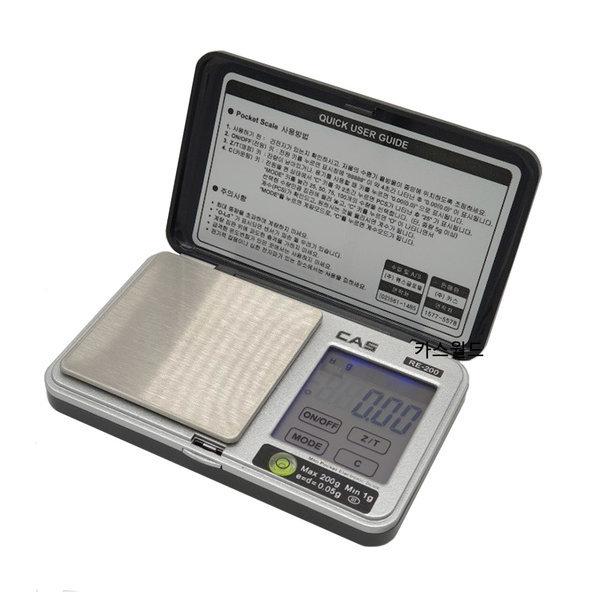 디지털 전자 저울 0.05g 정밀 휴대용 포켓 미니 계량 상품이미지