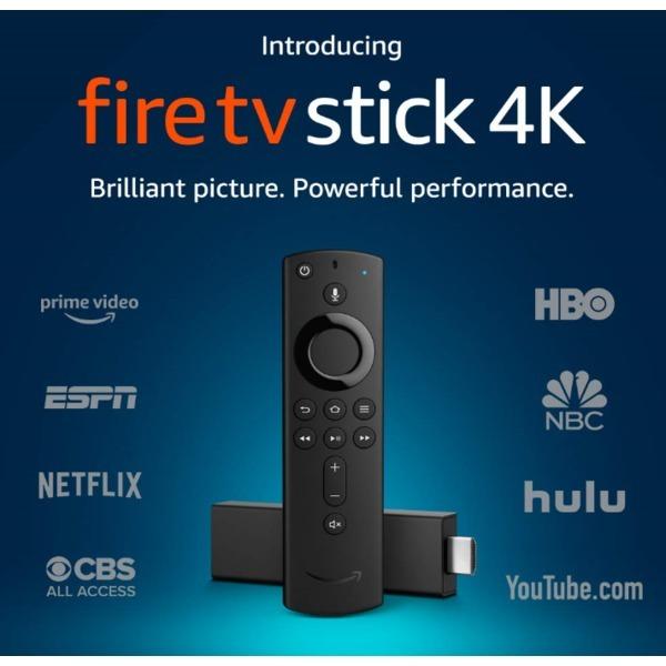 아마존 파이어 TV 스틱 4K 알렉사 보이스 리모컨 상품이미지