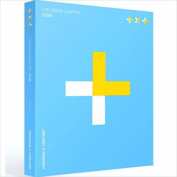 (CD+포스터증정) 투모로우바이투게더 (Tomorrow X Together (TXT) - 꿈의 장: STAR (1st Mini Album) 상품이미지