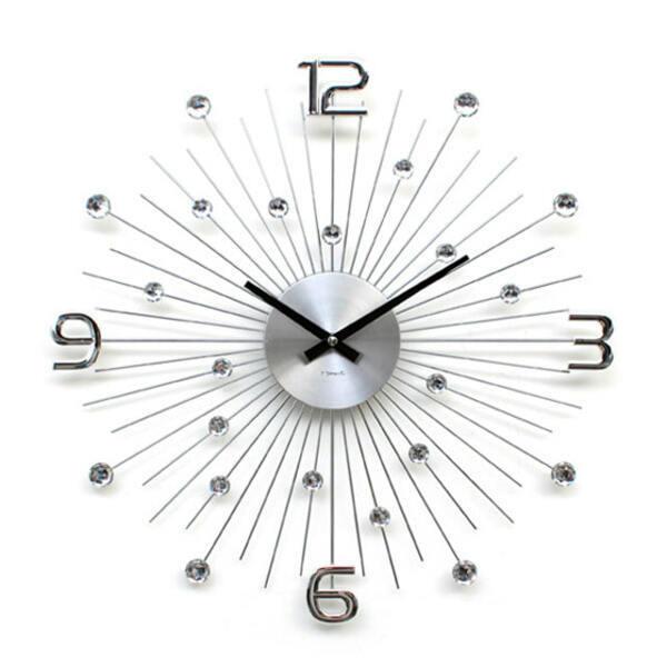 (현대백화점) 포커시스  Momenti Million 밀리언  무소음벽시계  MMT-427 CHR 상품이미지