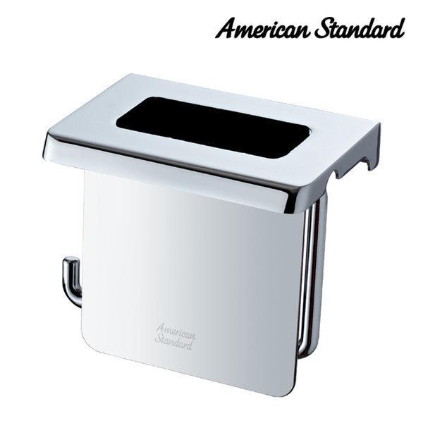 아메리칸스탠다드 큐브-P 선반형 휴지걸이 FH0600 상품이미지