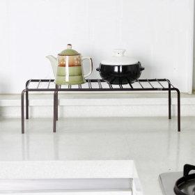 확장랙 주방선반 접시정리대 씽크대선반 주방용품