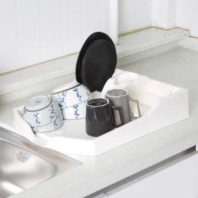 센스 물빠짐 식기건조대 주방선반 씽크대선반