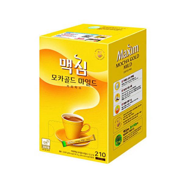 맥심 모카골드 커피믹스 210T /무료배송 상품이미지