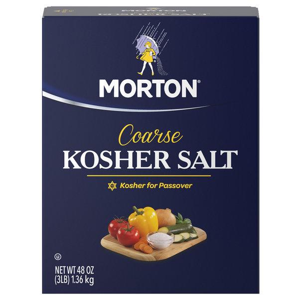 모톤 코셔소금 Morton Coarse Kosher 1.36kg 솔트 상품이미지