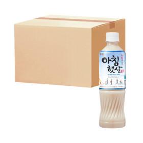아침햇살 500mlx20개입