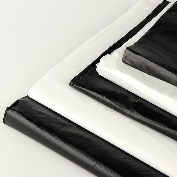 쓰레기봉투 배접봉투 흑색 백색 40L 60L 80L 100L 상품이미지