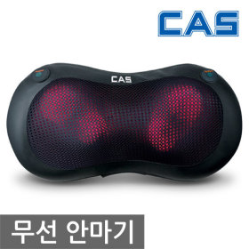 카스 무선 등 어깨 안마기 MS-5Plus (안마강도조절)