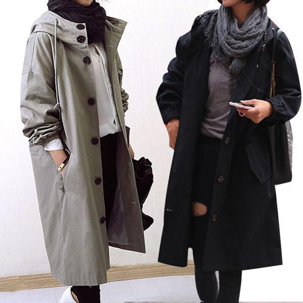봄신상 봄자켓 여성 자켓 점퍼 야상 사파리 코트 상품이미지