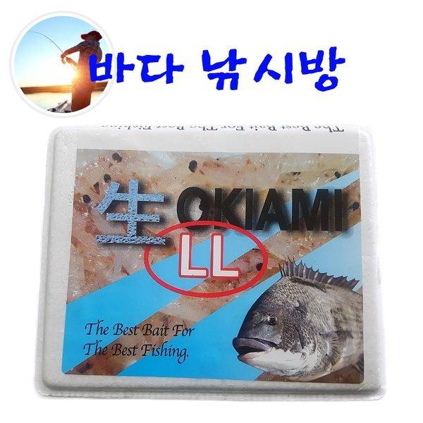 생오끼아미 생크릴 고급형 약145g 상품이미지