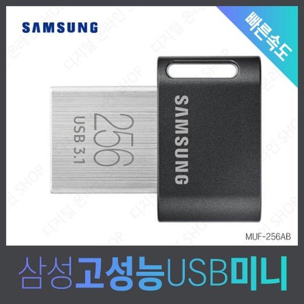 정품 미니 USB Fit+ 3.1 256G 초고속 고성능 2019-New 상품이미지