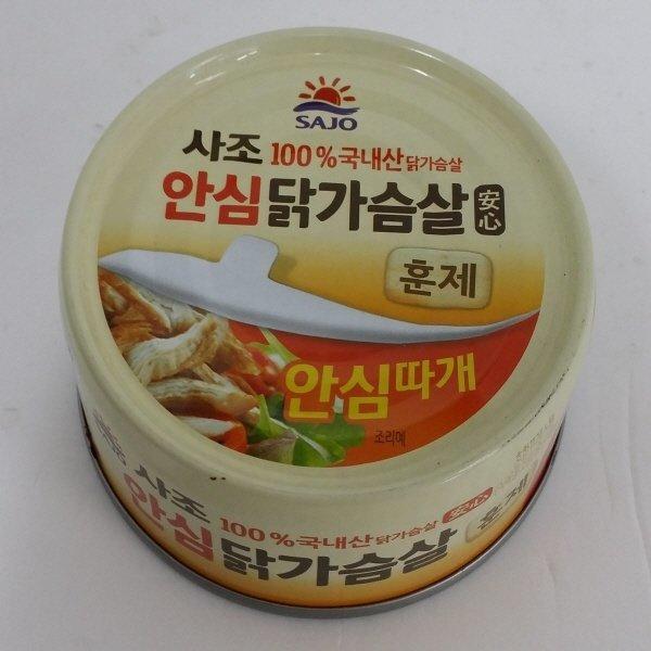 리얼훈제닭가슴살90g/사조 총알배송 상품이미지