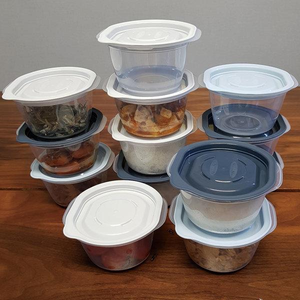 냉동밥보관용기 냉동보관용기 이로홈 쿡앤밥 3호 13개 상품이미지