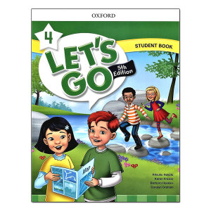 Lets Go 5th 4 Student Book 상품이미지