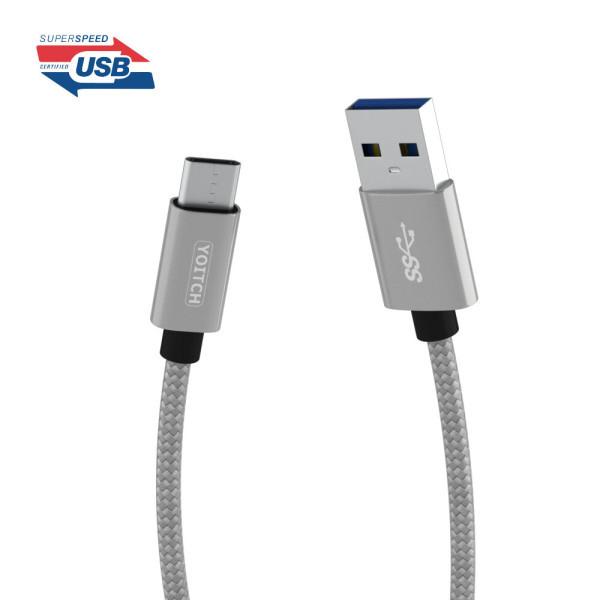 웨이크 C타입 고속 충전 케이블 USB 3.1 Gen1 C to A 상품이미지