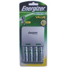 에너자이저)충전기+충전지AA4 (CHVCM)