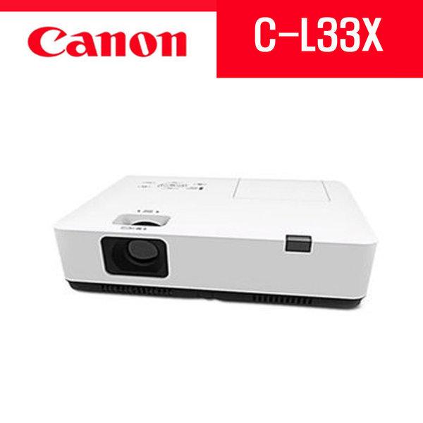 캐논-회의-강의-학원-C-L33x-3300안시-XGA 상품이미지