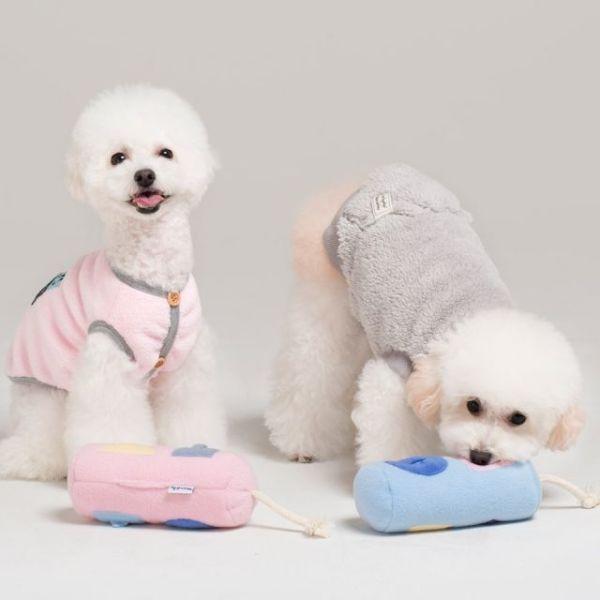 메종드독 강아지 장난감 노즈워크 삑삑이 상품이미지