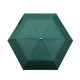 비비움벨라 무지 3단 우산 가방에쏙 초경량 찐해그린