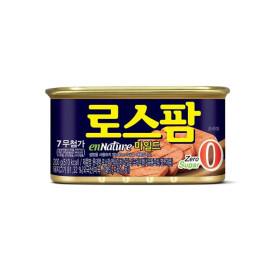 로스팜 엔네이처 마일드 200g x 10캔 / 햄통조림