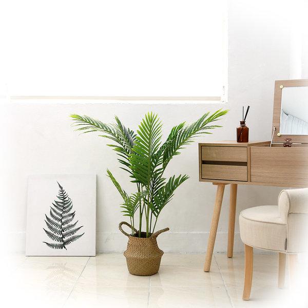 인조나무 조화나무 고급 리얼터치 아레카야자 110cm 상품이미지