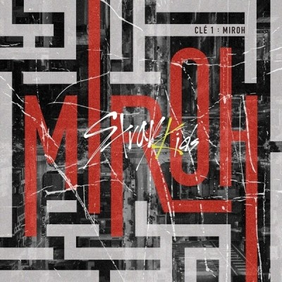 (Regular edition) Stray Kids - Cle 1:MIROH(Mini Album)