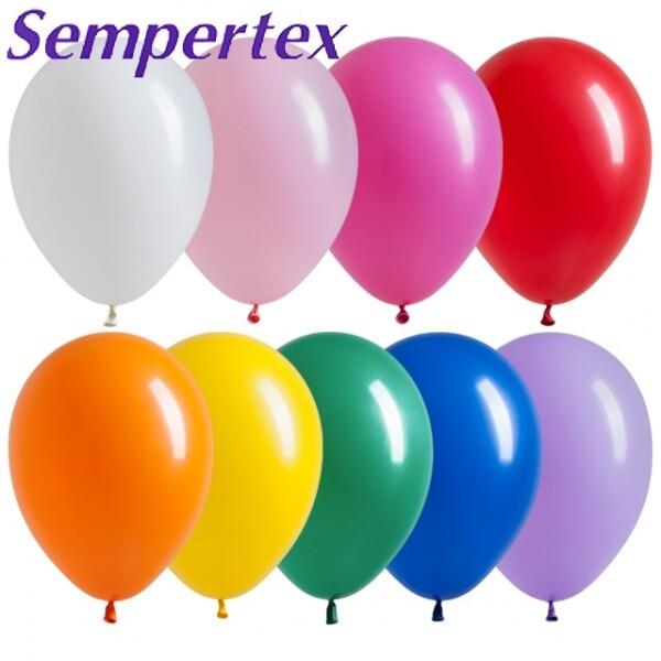 (현대Hmall) 파티마트 셈퍼텍스 13cm풍선(5인치) 일반혼합 100입 바보사랑 상품이미지