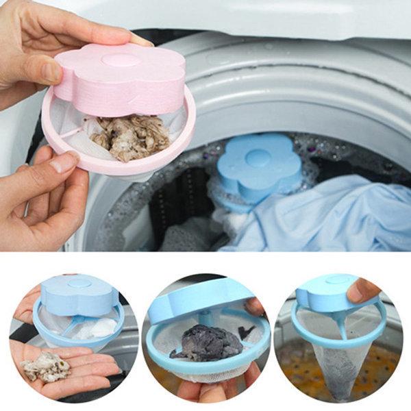 1+1 세탁기거름망 세탁용품 먼지 거름망 생활용품 상품이미지