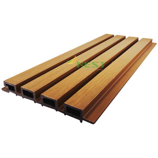 NW022 합성목재 방부목 외장재 사이딩 클래딩 티크색 상품이미지