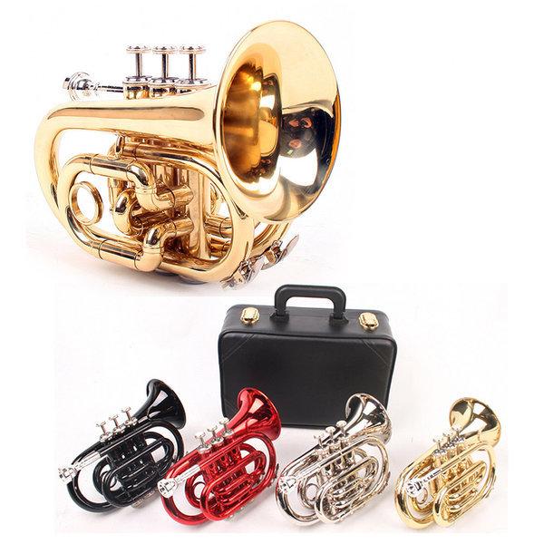 핸드트럼펫 8종풀패키지 트럼펫 트럼본 관악기 코넷 상품이미지
