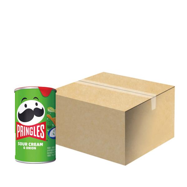 프링글스 양파맛 53g 1박스(12통) 상품이미지