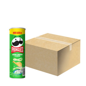 프링글스 양파맛 110g 1박스(12통)