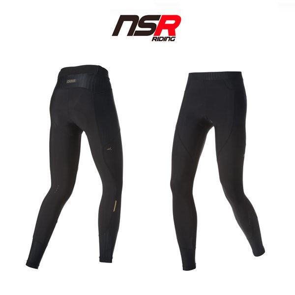 NSR 폰도 레코드 롱 타이즈 여성용 자전거 봄/여름 상품이미지