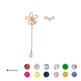 LPTG4006T/Birthstone/10K/Earrings