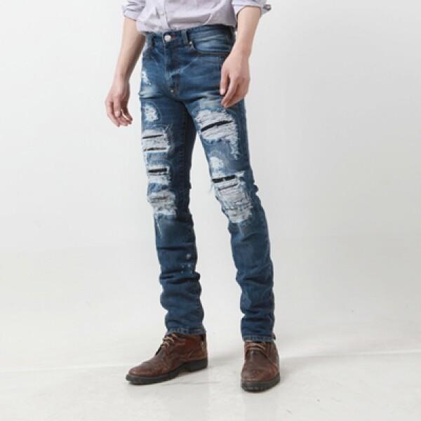 그린바나나 GB Destroyed Jeans 상품이미지