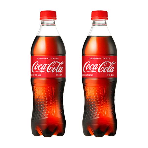 코카콜라500mlx24펫/음료수/음료/탄산음료 상품이미지