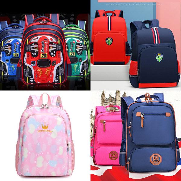 3D 레이싱카 초등학생가방 초등학생책가방 초등가방 상품이미지
