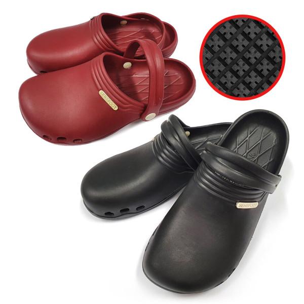 SW-061 와인 위생화 미끄럼방지 욕실화 주방화 조리화 상품이미지